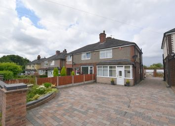 Thumbnail 2 bedroom semi-detached house to rent in Woodpark Lane, Stoke-On-Trent