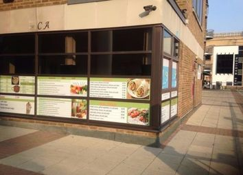 Thumbnail Restaurant/cafe to let in Canary Wharf - Crossharbour, London