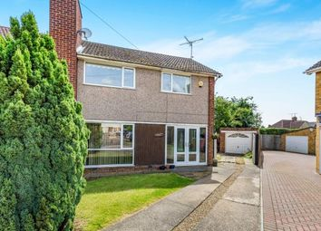 Thumbnail 3 bedroom semi-detached house for sale in Barnard Close, Duston, Northampton, Northamptonshire
