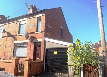 Thumbnail 3 bed end terrace house for sale in Palmer Street, Wrexham