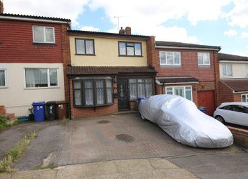 Thumbnail 3 bed terraced house for sale in Fairview Chase, Stanford-Le-Hope