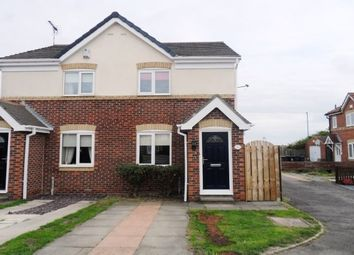 Thumbnail 2 bed semi-detached house to rent in Northumbrian Way, North Shields