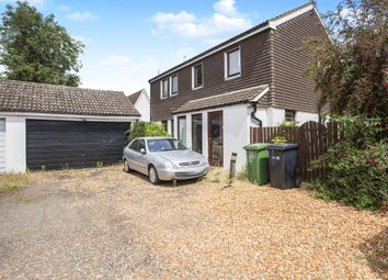Thumbnail 4 bed detached house for sale in Elvington, King's Lynn