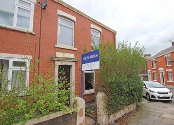 Thumbnail 2 bed terraced house for sale in Wolseley Street, Blackburn