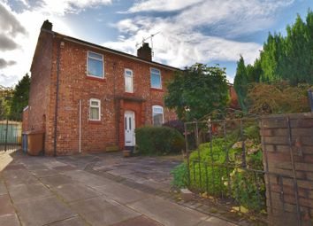 Thumbnail 3 bed semi-detached house for sale in Moat Hall Avenue, Eccles, Manchester