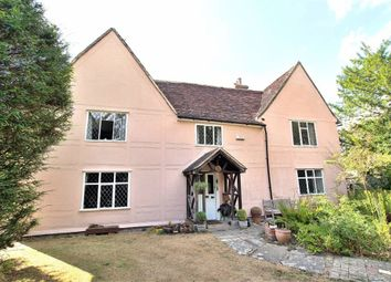 Thumbnail 5 bed cottage for sale in Great Yeldham, Halstead, Essex