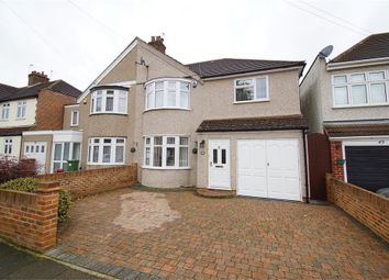 Thumbnail 4 bed semi-detached house for sale in Marechal Niel Avenue, Sidcup, Kent