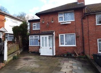 Thumbnail 4 bed end terrace house for sale in Foxearth Spur, Selsdon, South Croydon