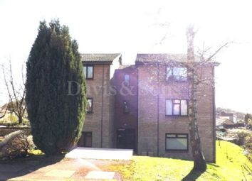 Thumbnail 1 bed flat to rent in William Morris Drive, Newport, Gwent.