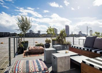 Thumbnail 1 bed houseboat to rent in Cheyne Walk, Chelsea, London