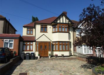 Thumbnail 5 bed semi-detached house for sale in Rossdale Drive, London