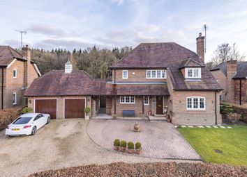 Thumbnail 4 bed detached house for sale in Becket Wood, Newdigate, Dorking, Surrey