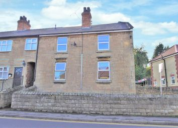 Thumbnail 4 bedroom end terrace house for sale in Sheffield Road, South Anston, Sheffield
