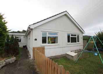 Thumbnail 4 bed detached bungalow for sale in Pentre Isaf, Llanrhystud, Aberystwyth