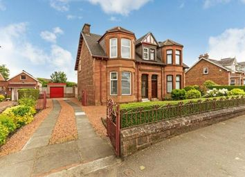 3 bed semi-detached house for sale in Muirhead Road, Baillieston, Glasgow, Lanarkshire G69