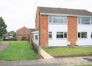 Thumbnail 3 bedroom semi-detached house to rent in Shakespeare Road, Royal Wootton Bassett