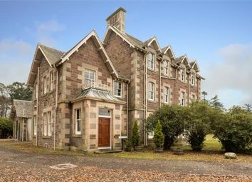 Thumbnail 3 bed flat for sale in Tuke Lodge, Murthly, Perth