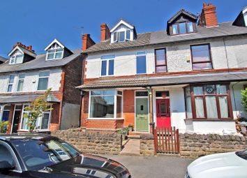 Thumbnail 3 bed semi-detached house for sale in Morley Avenue, Mapperley, Nottingham