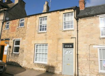 Thumbnail 4 bed terraced house to rent in St. Leonards Street, Stamford