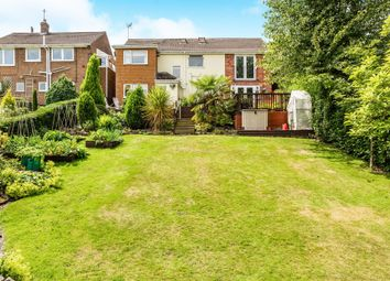 Thumbnail 4 bedroom detached house for sale in Gallery Lane, Holymoorside, Chesterfield