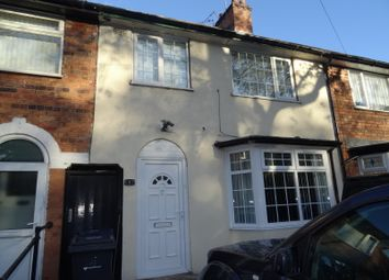 Thumbnail 3 bed terraced house to rent in The Ridgeway, Erdington