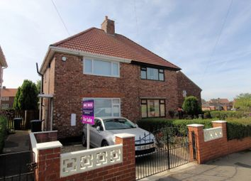 Thumbnail 2 bed semi-detached house for sale in Liddell Terrace, Durham