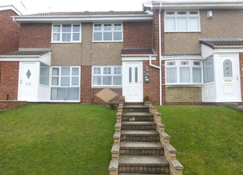 Thumbnail 2 bed terraced house to rent in Woodstock Way, Clavering, Hartlepool