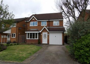 Thumbnail 4 bed detached house for sale in Emperor Way, Whetstone, Leicester, Leicestershire