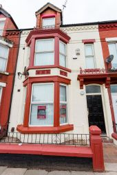 Thumbnail 6 bed terraced house for sale in Sheil Road, Liverpool