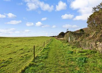 Thumbnail 3 bed detached bungalow for sale in Old Park Road, Ventnor, Isle Of Wight