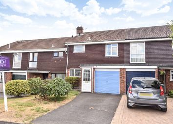 Thumbnail 3 bed terraced house for sale in Bramshaw Close, Harestock, Winchester