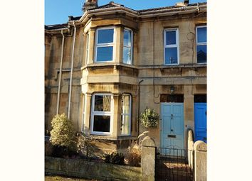 Thumbnail 3 bed terraced house for sale in Warwick Road, Bath