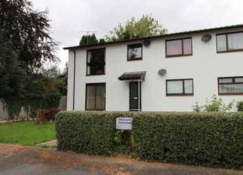Thumbnail 1 bed flat for sale in The Meadows, Usk