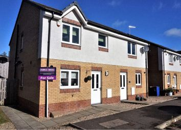 Thumbnail 3 bed semi-detached house for sale in Cyril Crescent, Paisley