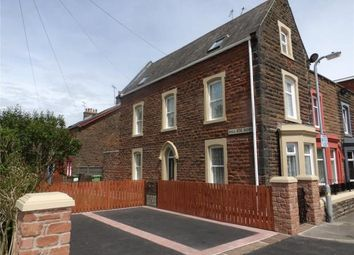 Thumbnail 3 bed end terrace house for sale in Mill Street North, Maryport, Cumbria