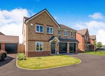 Thumbnail 5 bed detached house for sale in Jefferson Walk, Marston Grange, Stafford, Staffordshire