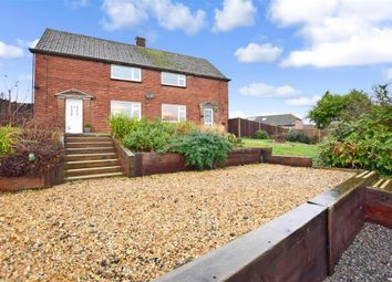 3 bed semi-detached house for sale in Maidstone Road, Nettlestead, Maidstone, Kent ME18