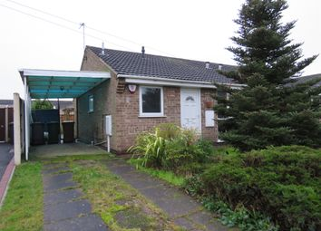 Thumbnail 2 bed semi-detached bungalow for sale in South Down Close, Stenson Fields, Derby