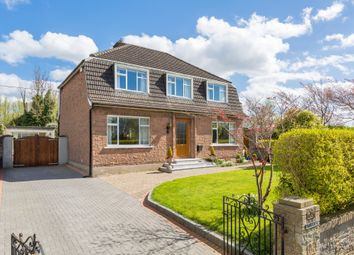 Thumbnail 5 bed detached house for sale in 1 Vesey Park, Lucan, Dublin