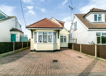 Thumbnail 2 bed bungalow for sale in North Crescent, Southend-On-Sea, Essex