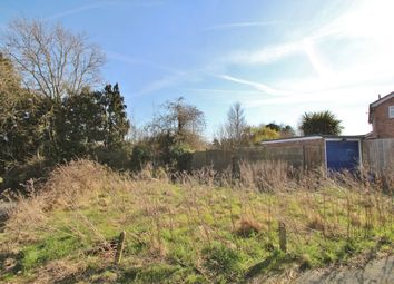 Thumbnail Land for sale in Hall Road, Stowmarket