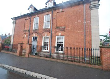 Thumbnail 1 bed flat to rent in High Street, Tean Hall Mills, Tean