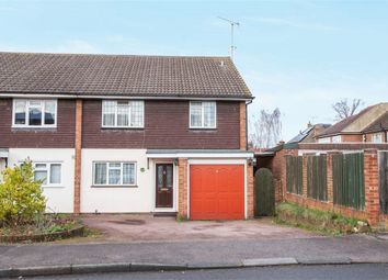 Thumbnail 4 bed semi-detached house for sale in Alpha Road, Hutton, Brentwood, Essex