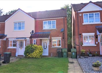 Thumbnail 2 bed end terrace house for sale in Oakland Grove, Bromsgrove