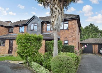 Thumbnail 3 bed semi-detached house for sale in Forth Close, Chandler's Ford, Eastleigh
