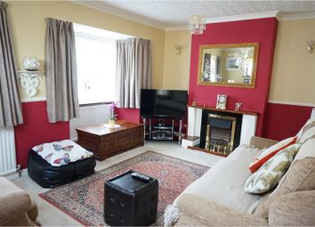 Thumbnail 3 bed semi-detached house for sale in Laburnham Close, Upminster