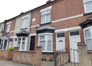 Thumbnail 2 bedroom terraced house for sale in Duxbury Road, Off Uppingham Road, Leicester