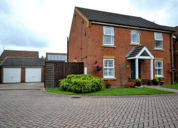 Thumbnail 4 bed detached house for sale in Lavender Grove, New Waltham