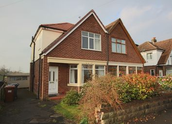 Thumbnail 3 bed semi-detached house for sale in Howick Park Drive, Penwortham, Preston