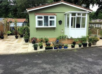 Thumbnail 2 bed mobile/park home for sale in Hall Park, Acre, Rossendale, Lancashire